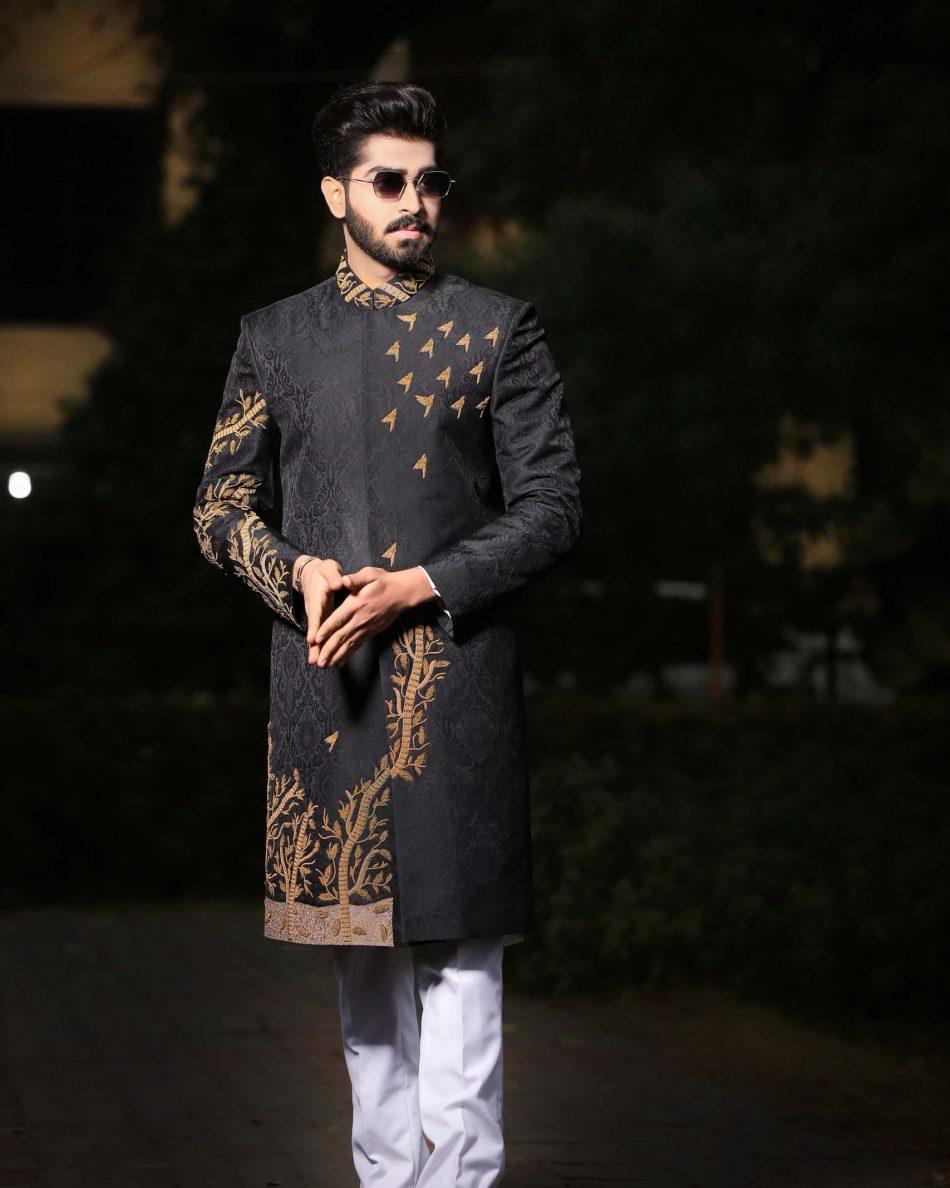 Pakistani Sherwani for Men 2021