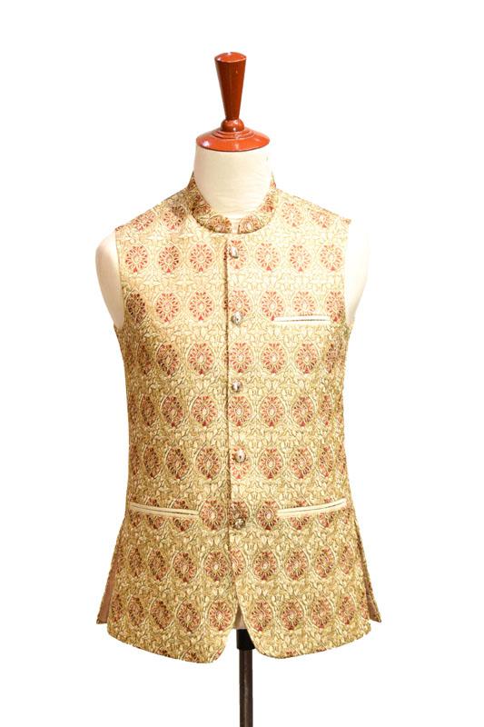 Pakistani Style Waistcoat for Men 2021