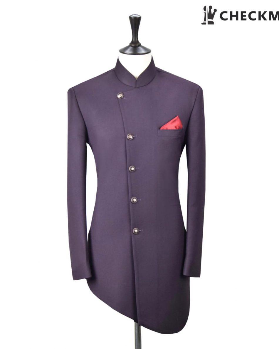 Pakistani Style Prince Coat for Men